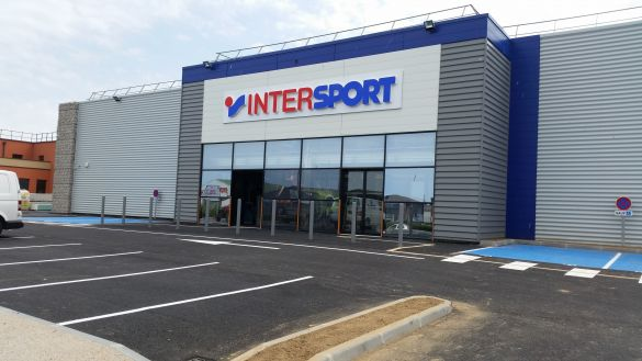 intersport chaussure cherbourg
